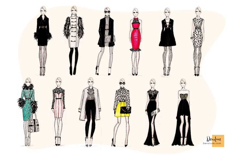 Find Fashion Inspiration vector fashion  What does my style say about me, And How to find your personal style? Find Fashion Inspiration