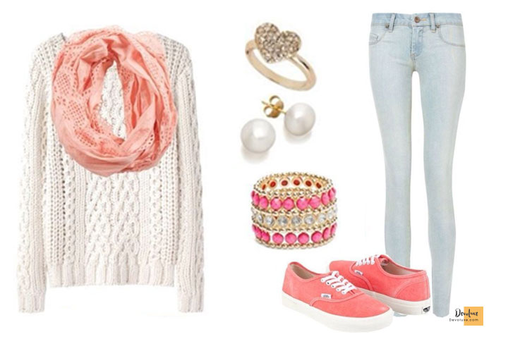 How To Dress Well as a Teenage Girl   Secret Guide You Should Know Spring outfit ideas for teenager girls   Outfit Ideas To Dress well as a Teenage Girl