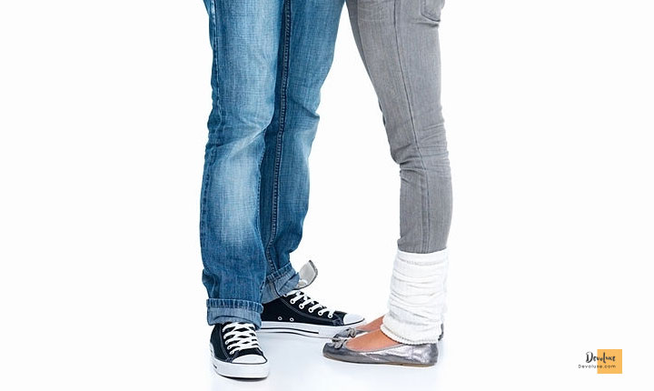 how to turn a crush into a boyfriend Position your feet towards him how to start a relationship