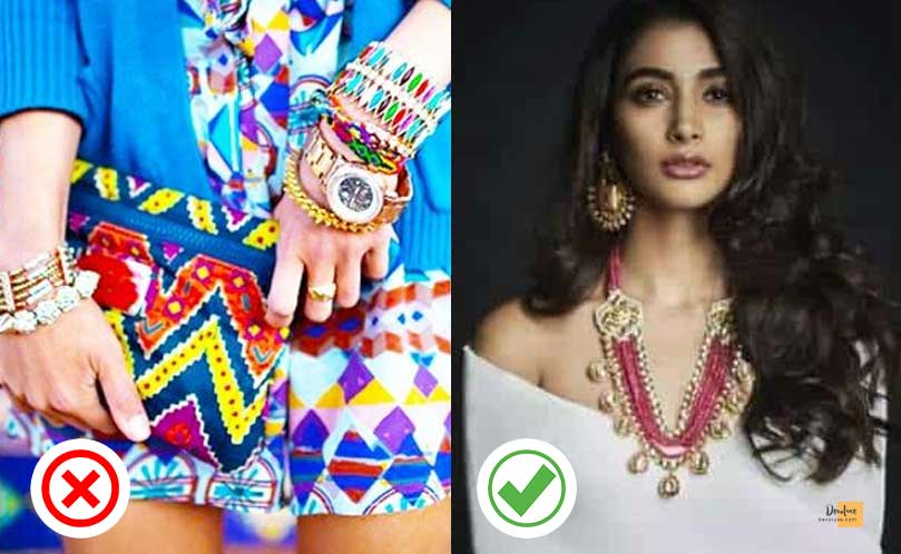Combine culturally specific accessories only with neutral-colored clothing devoluxe.com Benefits of Wearing Fashion Accessories And 10 Rules You Should Know