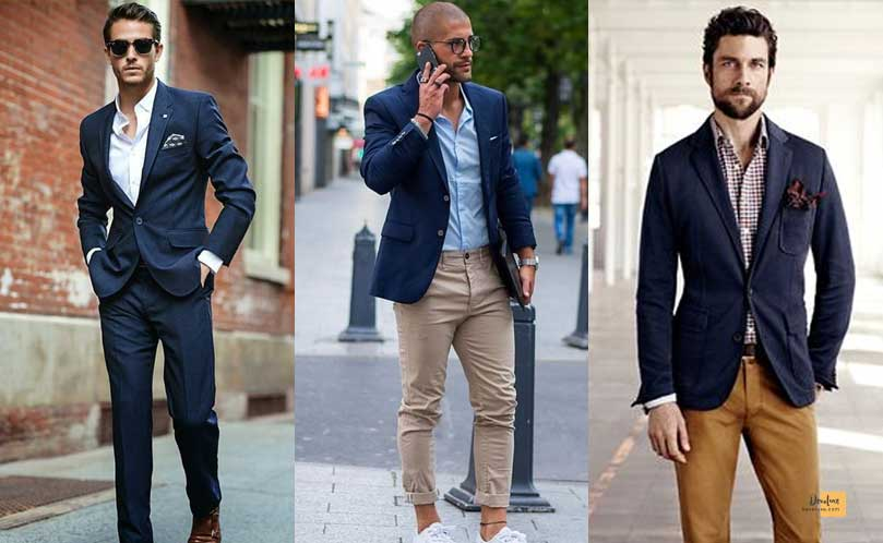 How to Combine Clothes to Look Good ? - Amazing Secrets Tips For You Colors to combine with Navy Clothes