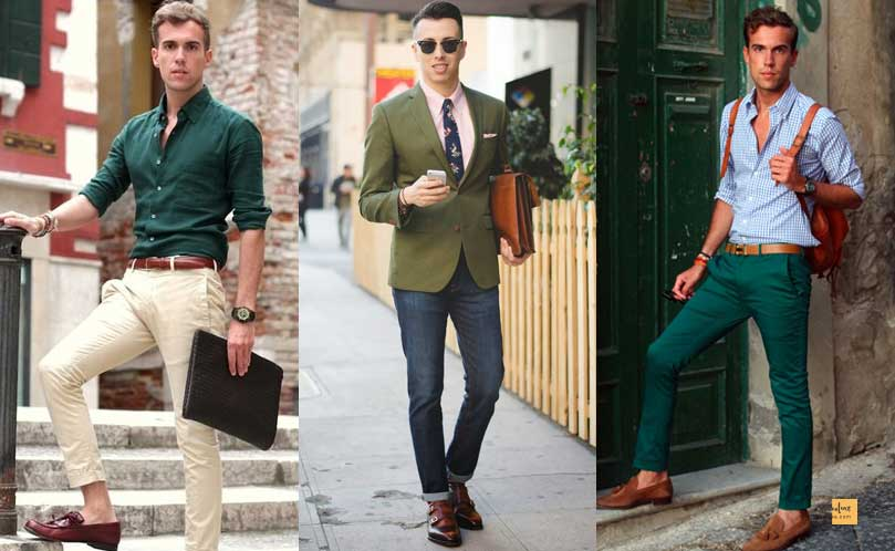 How to Combine Clothes to Look Good ? - Amazing Secrets Tips For You Colors to combine with Green clothes