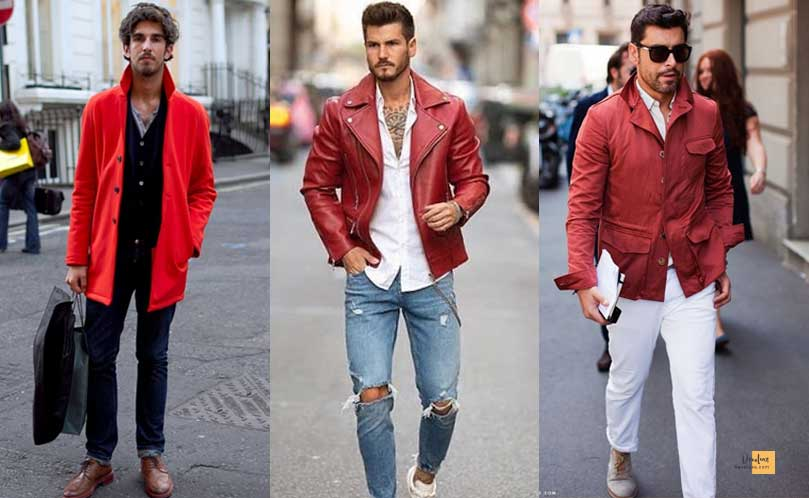 How to Combine Clothes to Look Good ? - Amazing Secrets Tips For You Clothes to combine with Red Clothes