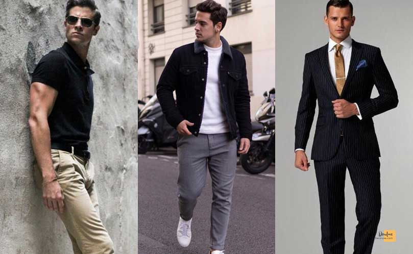 How to Combine Clothes to Look Good ? - Amazing Secrets Tips For You Colors to combine with Black Clothes