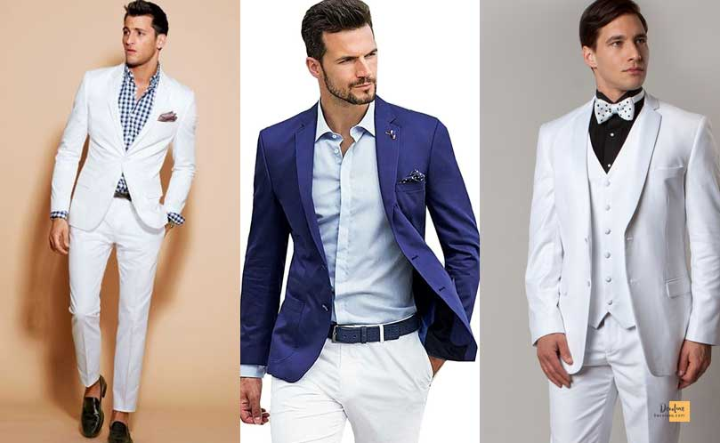 How to Combine Clothes to Look Good ? - Amazing Secrets Tips For You Colors to combine with White Clothes