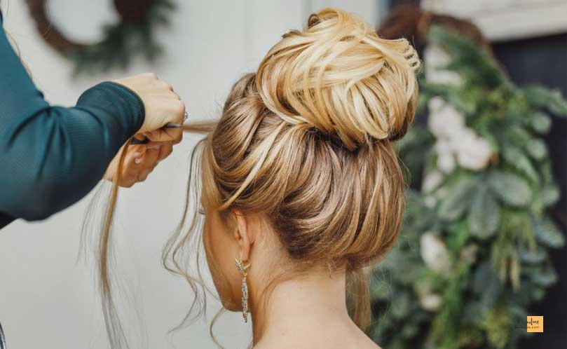 Elevated top knot Hairstyles that Make you Look Rich  Top 5 Hairstyles that Make you Look Rich