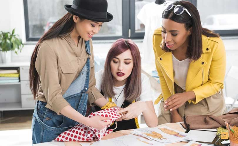Sales Assistant How to Get into the Fashion Industry as a Teenager how to make money from fashion designing