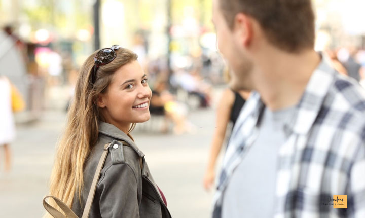 how to turn a crush into a boyfriend Keep eye contact with him how to start a relationship