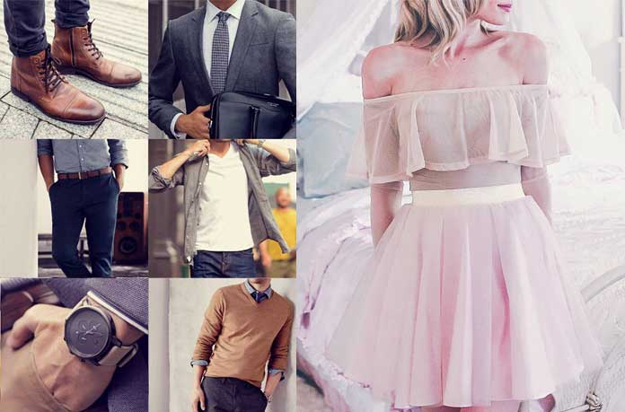 Feminine/ Romantic Style girl boys fashion  What does my style say about me, And How to find your personal style? Feminine/ Romantic Style