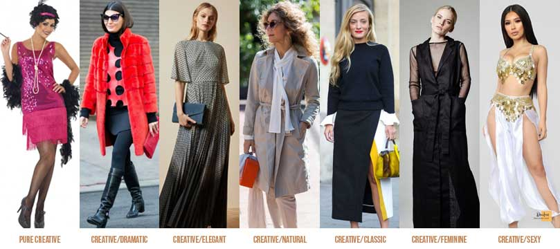 Creative style personality Can Clothes Define a Person's Character?